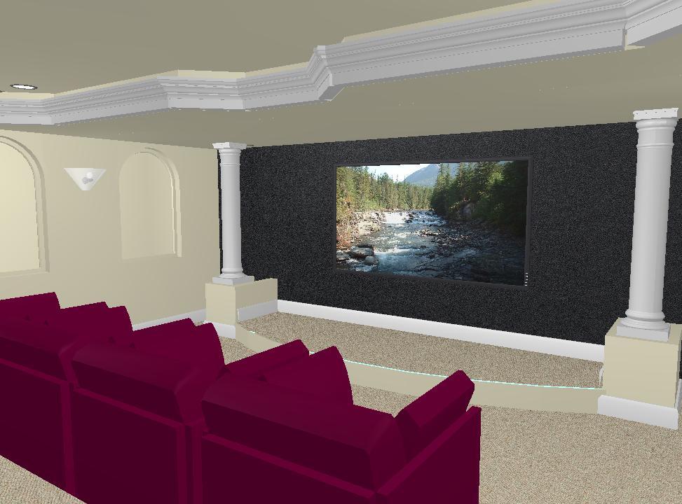 Stunning free basement design 22 photos architecture for Online basement designer