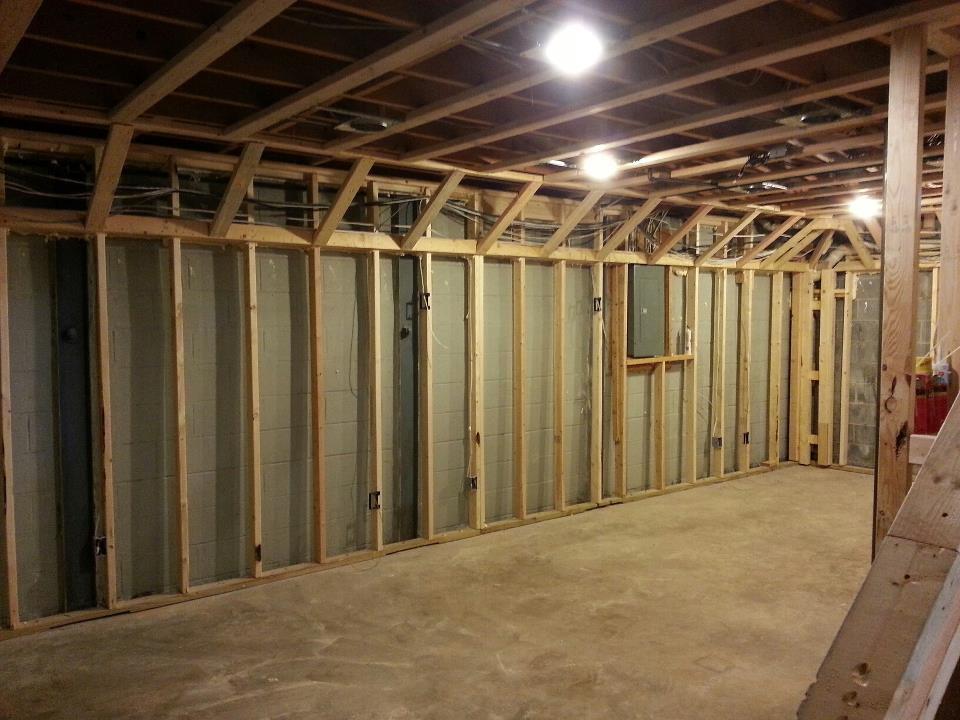 Angled soffit framing for How to build a house with a basement