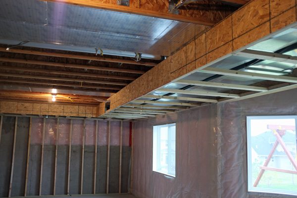 & Basement Soffits and How to Build them