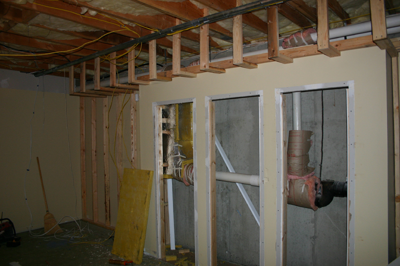 basement framing example 16