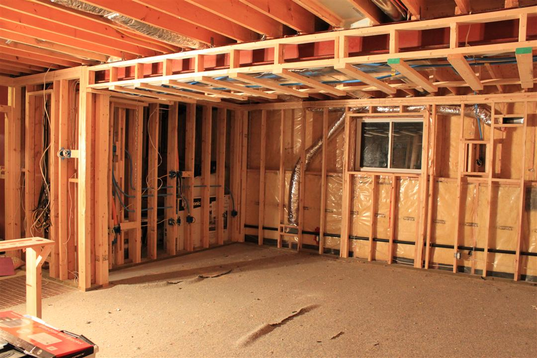 basement framing example 20