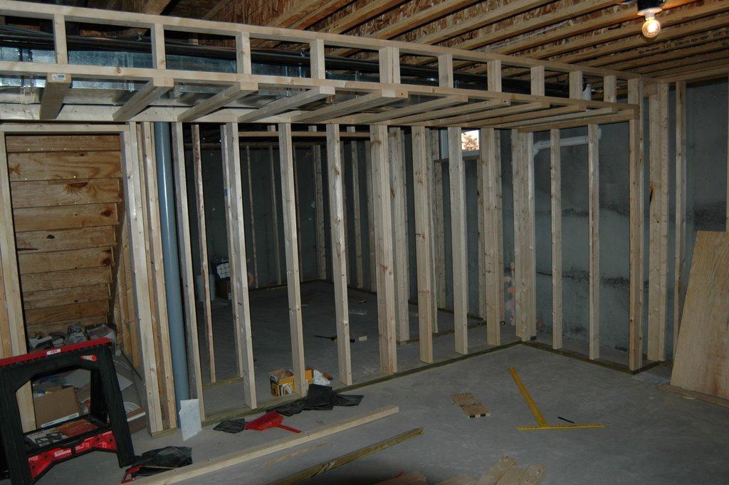Basement Framing Example 24