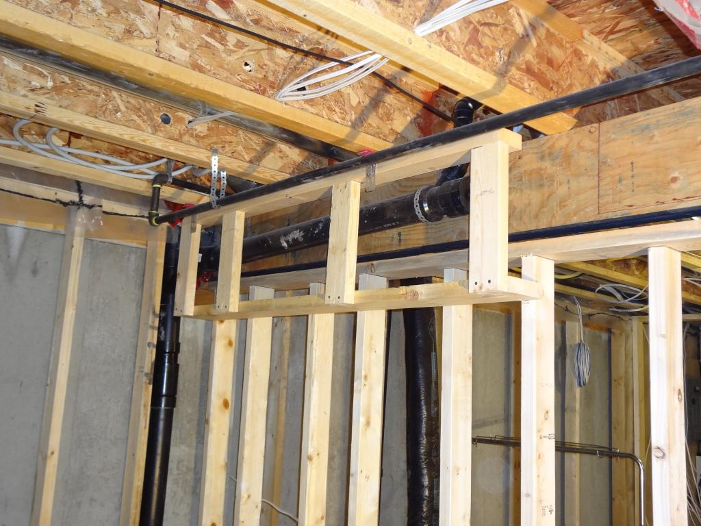 Basement Framing Example-4