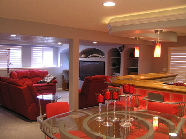 Basement Design Space Planning Service And Home Redesign Architect