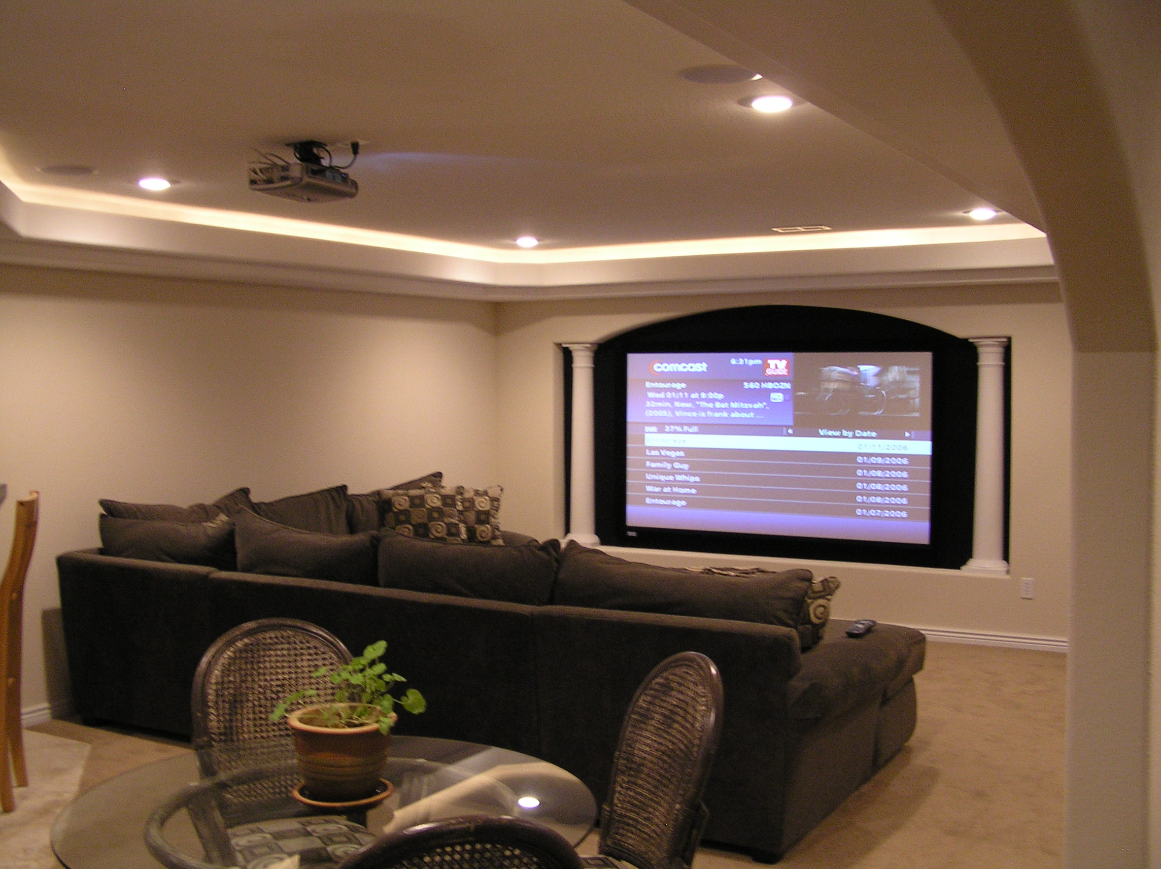 Basement designer for basement finishing a design service - Basement design services ...